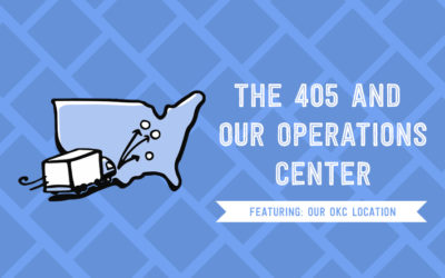 The 405 and our Operations Center