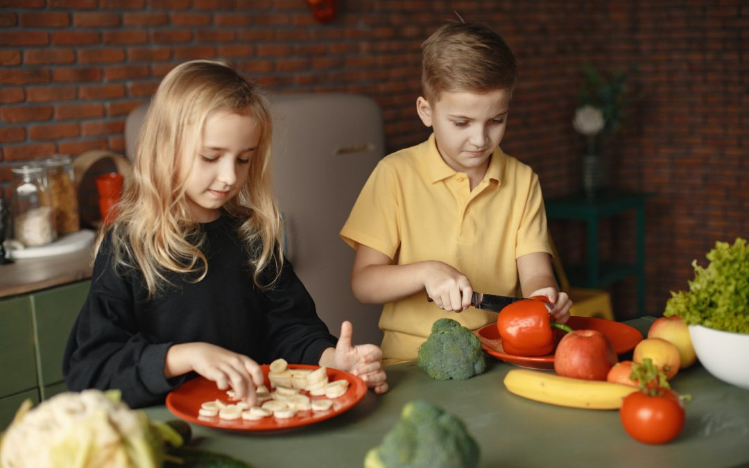 Teaching Kids to Love Produce