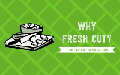 Why Fresh Cut? Team Highlight: Scott Bricker, Jamie Shipley, & David Root