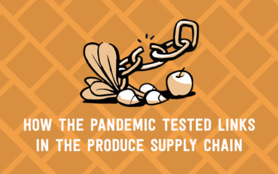 How the Pandemic Tested Links in the Produce Supply Chain