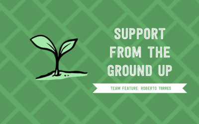 Support from the Ground Up